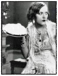 cream pie on face