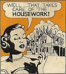 MS and Housework