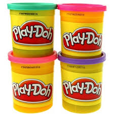 play-doh brain