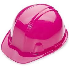 pink hardhat