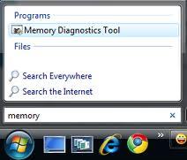 Memory, what memory
