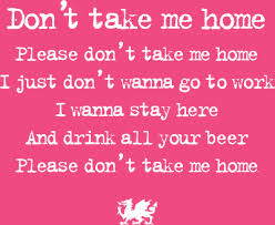 don't take me home