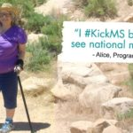 Join The #KickMS Movement!
